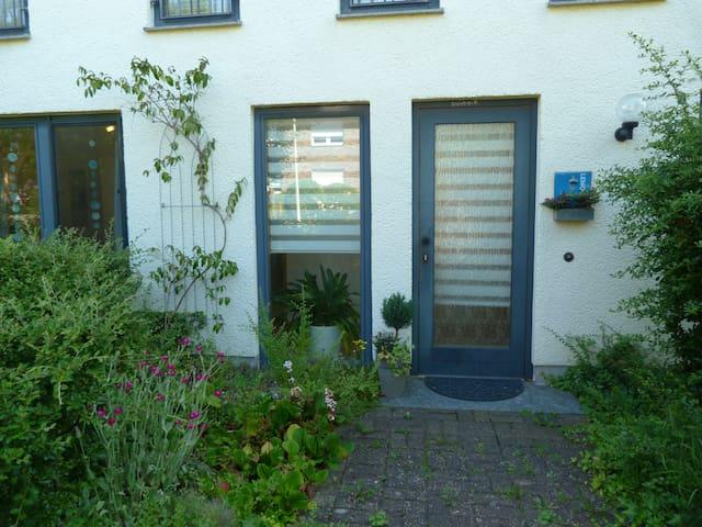 Ferienwohnung in Kohlscheid -Ankommen&Wohlfühlen