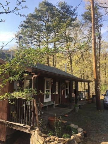Wes Cabin - Close to the mountain and wine!