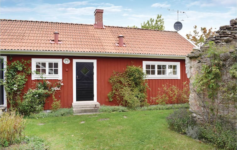 Holiday cottage with 1 bedroom on 42m² in Borgholm