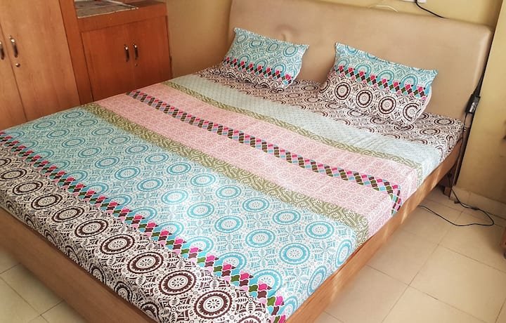 Feel yourself at home in Jaipur (near Airport)