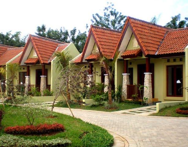 Rumah murah di taman sari puri bali - Kota Depok - Casa