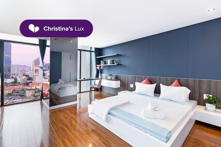 1-BR Penthouse SUPER CENTRAL by Christina's∙BT199