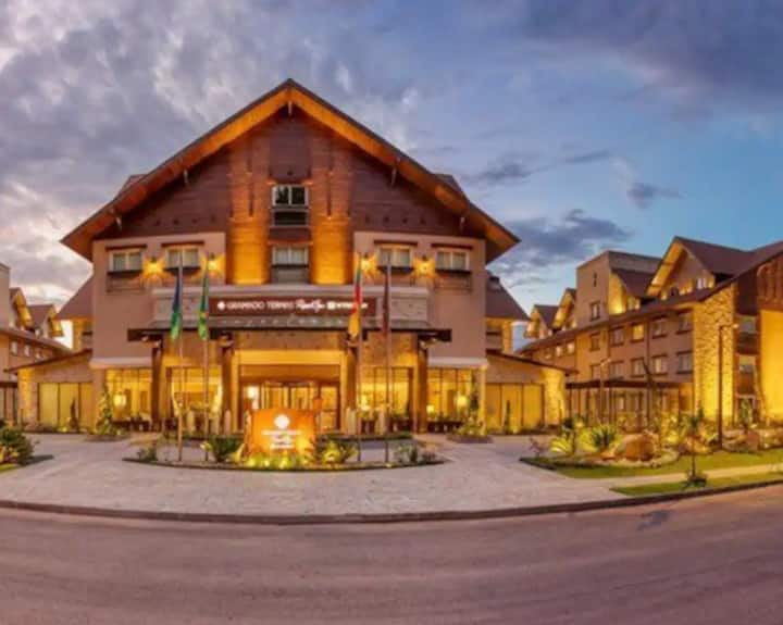 Wyndham Gramado Termas Resort & Spa Resort de luxo