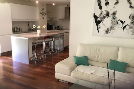 4 pièces ,terrasse ,parking, calme  Port de Nice - Nice - Apartment