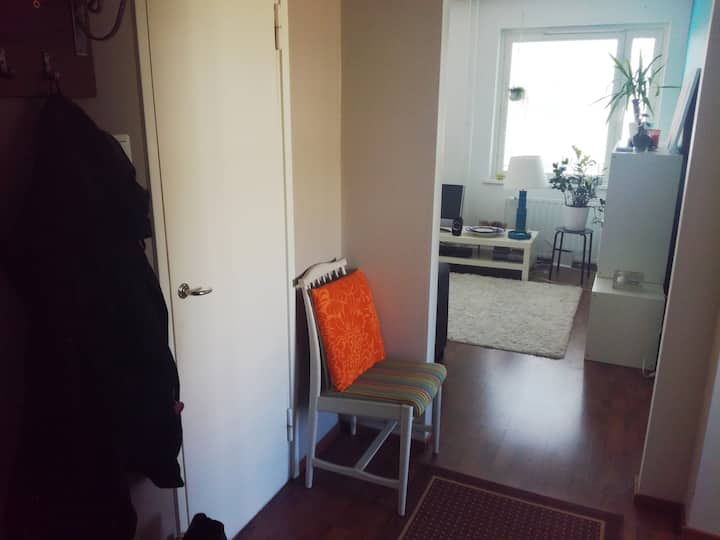 Cosy apartment for two in Kaleva Tampere