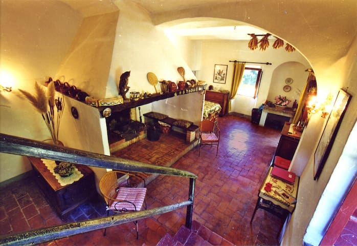 Podere Ulimeto Nannini - Holidays in Tuscany