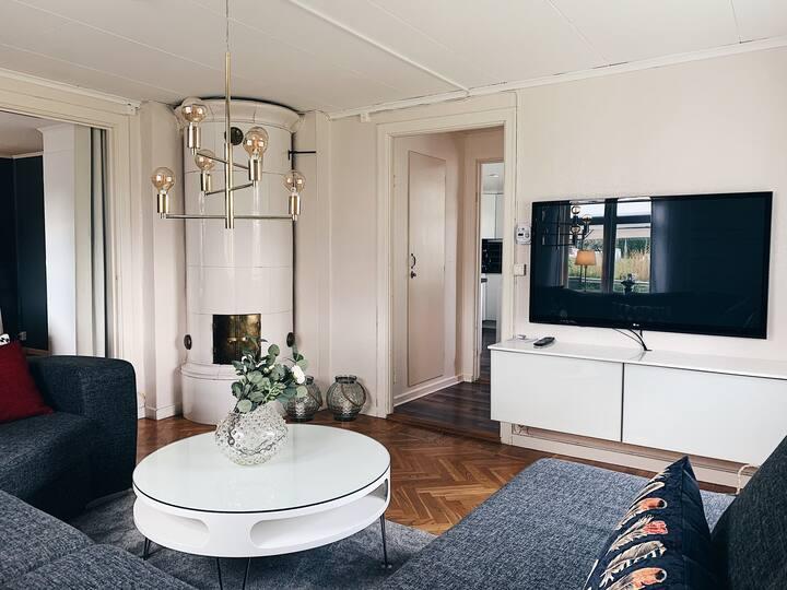 Mysig lägenhet i Kisa