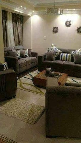 Cozy and very clean apartment in shek zayed