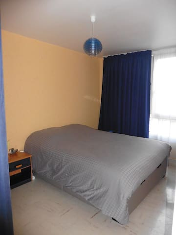 Jolie chambre dans appart de 5 pièces. GUYANCOURT - Guyancourt - Apartamento