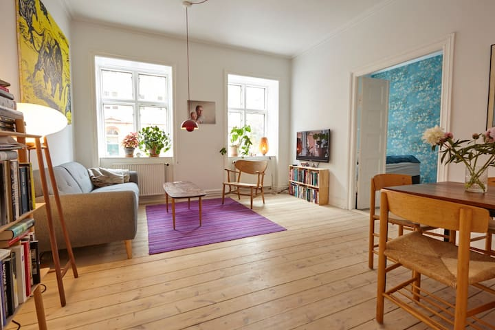 Cool Noerrebro apartment with perfect location