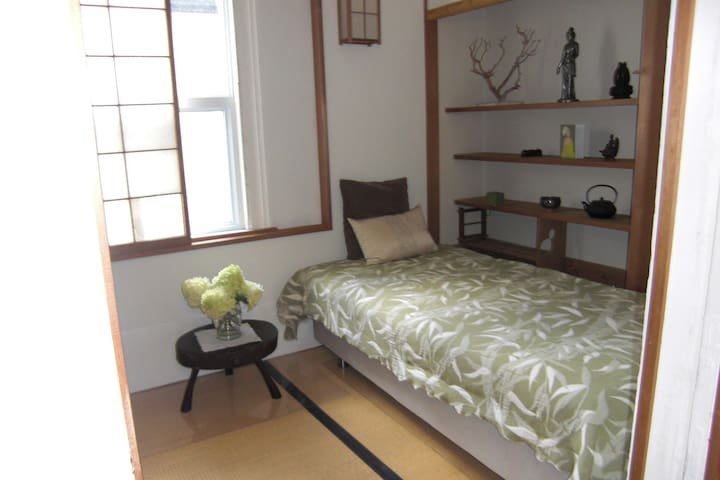 Japanese Inspired Single Room