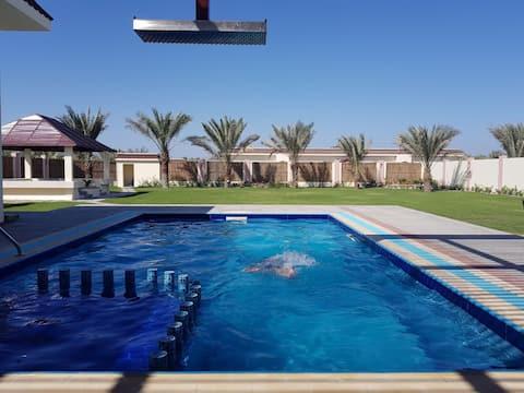 Asahalah Farm, Luxury Villa with Private Pool, A1
