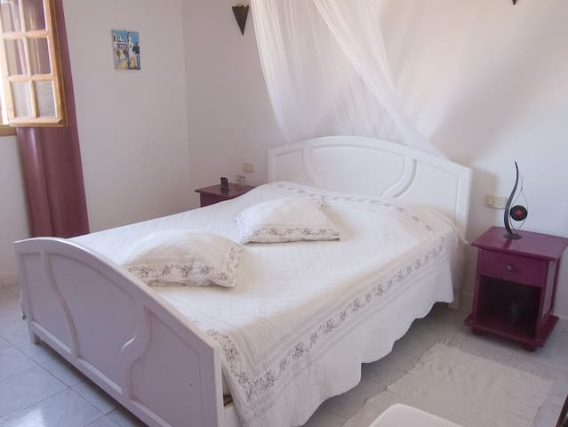 Chambre Bleuet Djerba bed & breakfast - Djerba Midun - Bed & Breakfast