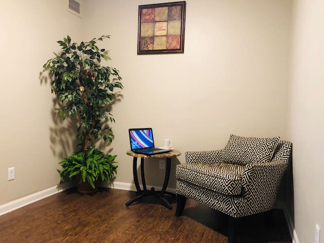 Professional stay near DFW airport.