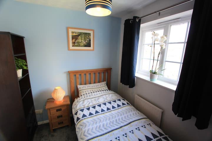 Wildwood's Retreat - Single Room in Glastonbury