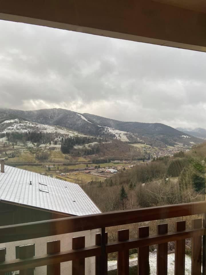Appartement  vue splendide sur les montagnes