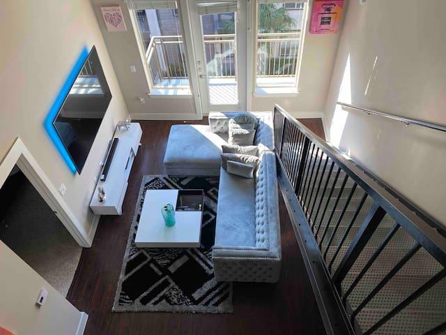 Cozy ,dfw luxury apartment in Dallas
