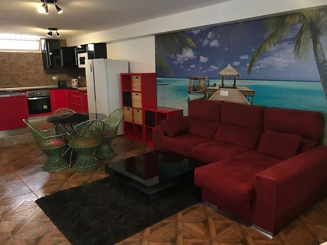 Studio apartment - Corralejo - Apartment