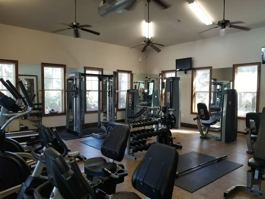 the gym 24 hours