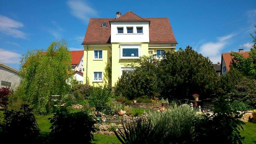 Ferienwohnung Villa Sonnenschein - Frankenberg (Eder) - Lejlighed