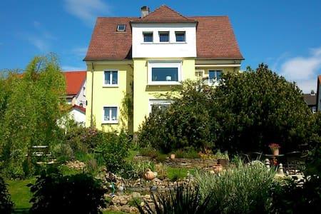 Ferienwohnung Villa Sonnenschein - Frankenberg (Eder)