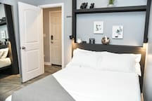 Bedroom 3 at Polk, Medical District by Subletinn