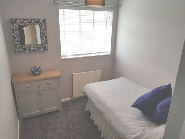 Cosy single room, for B&B in a Sevenoaks house