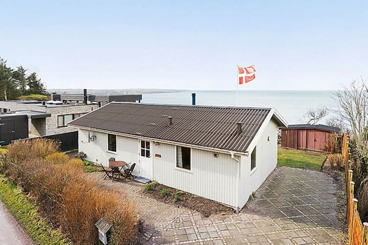 Lively Holiday Home in Jutland near Sea