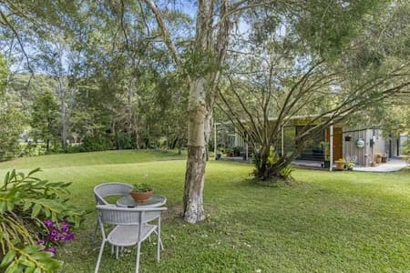 Tranquil cabin in Gold Coast hinterland - Tallebudgera Valley - Cabana