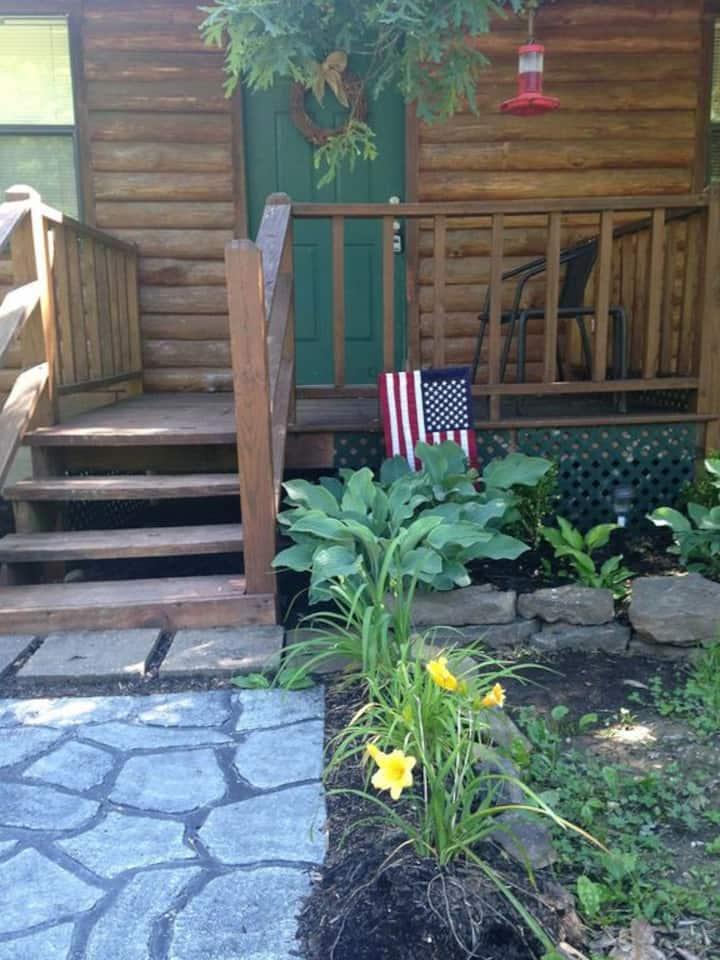 Harmony Mountain Haven/Jasper AR Cabin