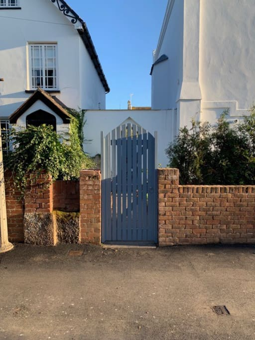 Our New Gate!