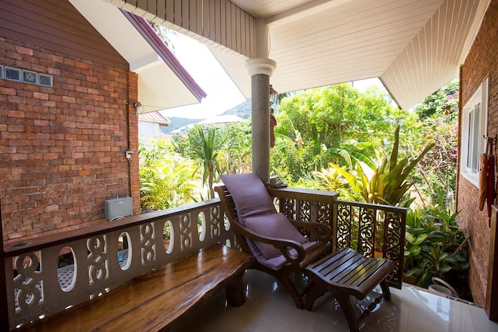 2 bedroom private house near beach - Ko Samui - House