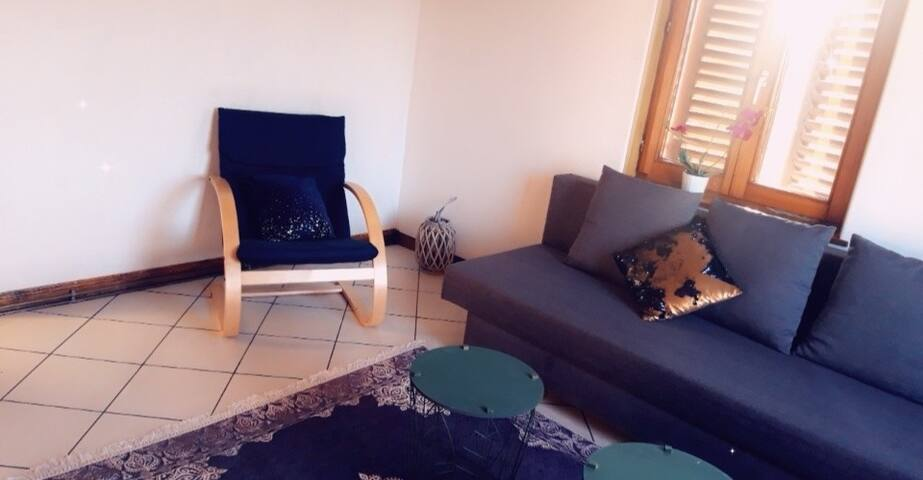 Appartement entier F4