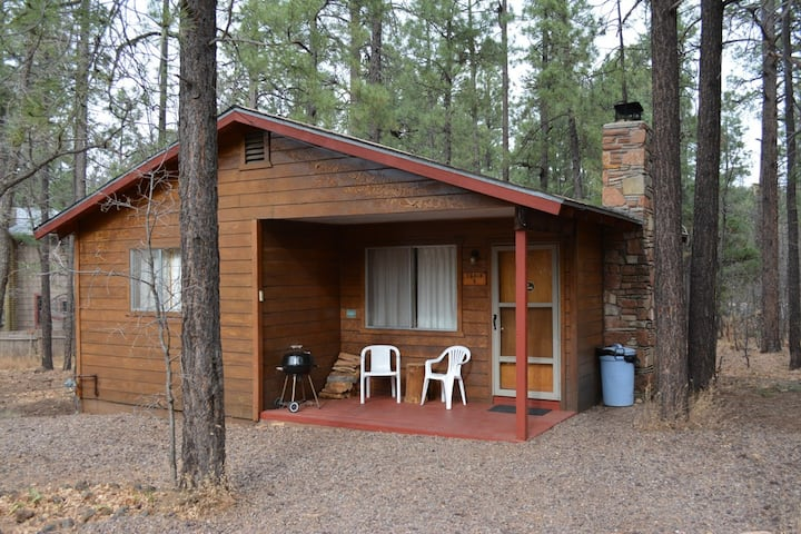 Whispering Pines Resort Cabin 6