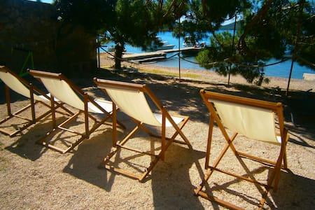 Beach Bed&Breakfast Pansion Rade, Breakfast Incl. - Pirovac