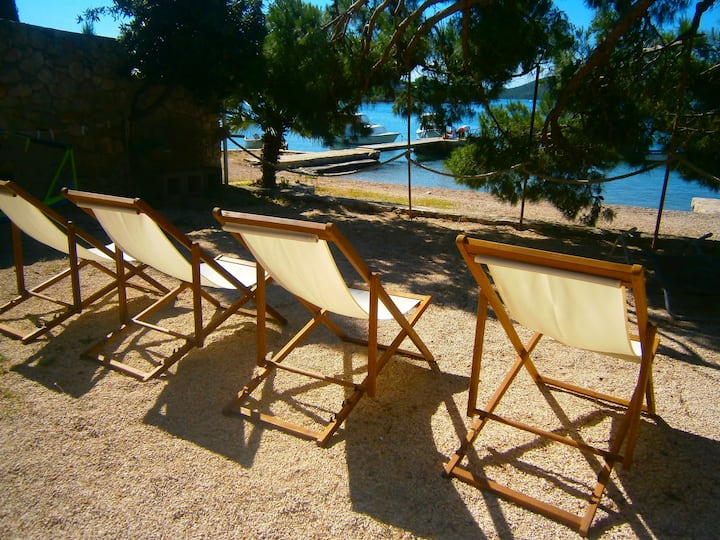 Beach Bed&Breakfast Pansion Rade, Breakfast Incl.