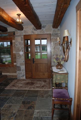 Front Hall - Doorway to your bedroom is just to the right