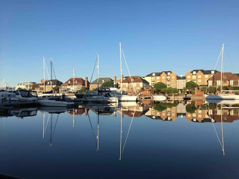 Gem of a Home set in Sovereign Harbour East Sussex