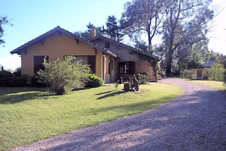 Casa de Campo Tihista Etxea - Maldonado - Casa