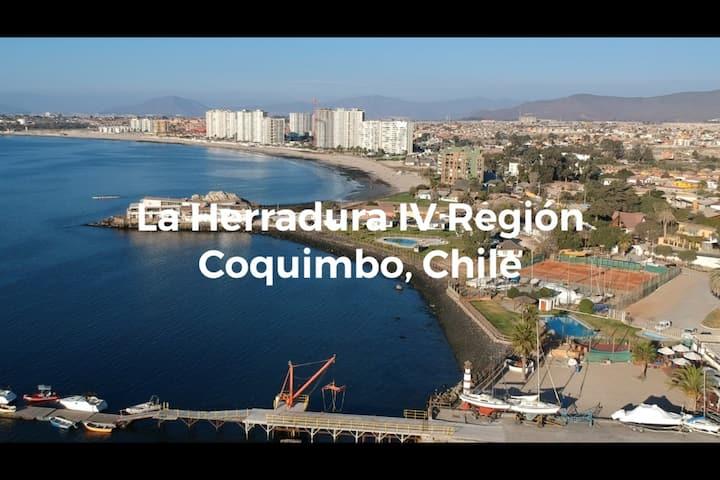 Fantástico Loft en La Herradura, Coquimbo