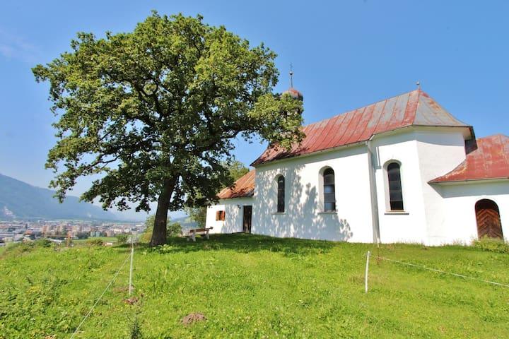 Casa vacanze a Kirchbichl con vista serena