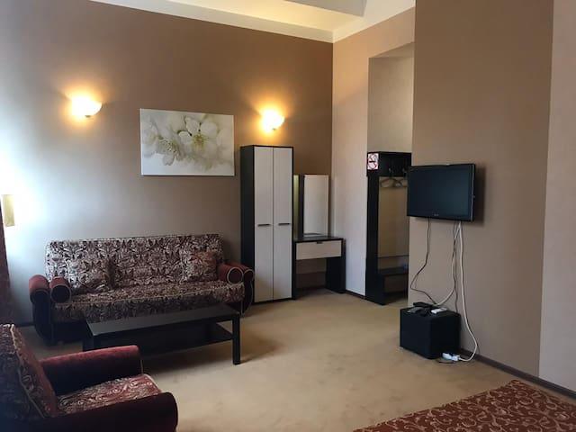 Гостиница Соврасовская
