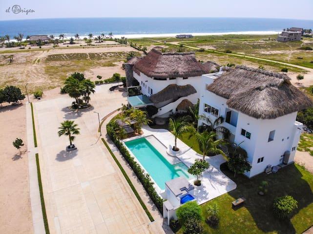 Casa Pal'Mar. El lugar ideal para descansar