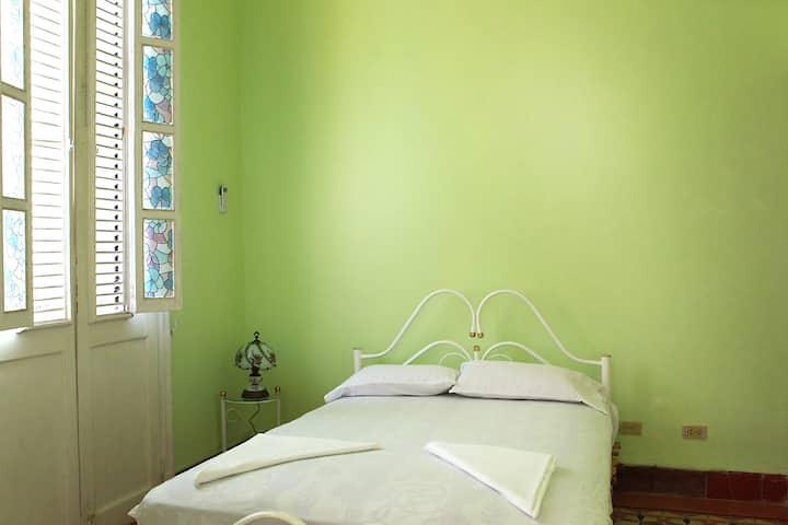 Room for rent Havana Open, Casa Escobar 1