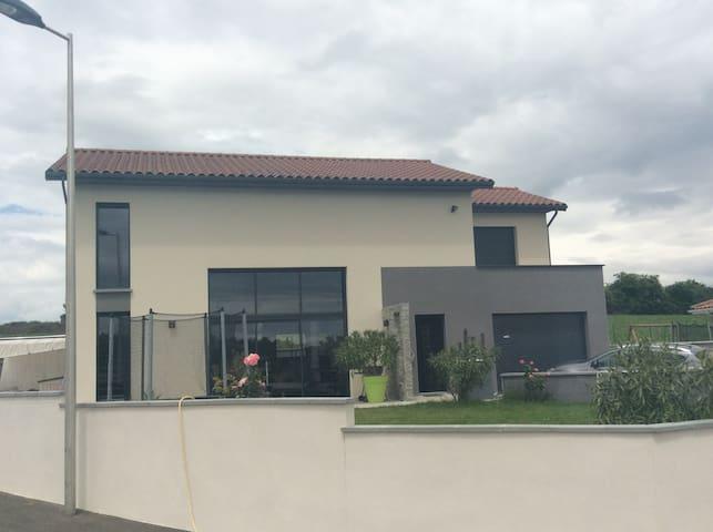 Villa contemporaine - Vienne - House