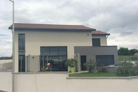 Villa contemporaine - Vienne - Casa
