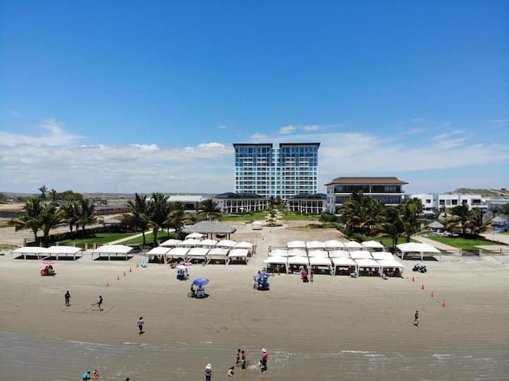 Beachfront Condo Punta Blanca