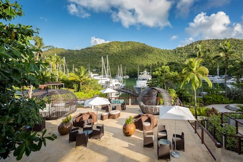 Marigot Bay Resort - All Inclusive Two Bedroom Resort View Residence