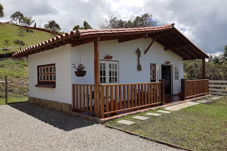 COZY COTTAGE COUNTRY - Rionegro - Blockhütte