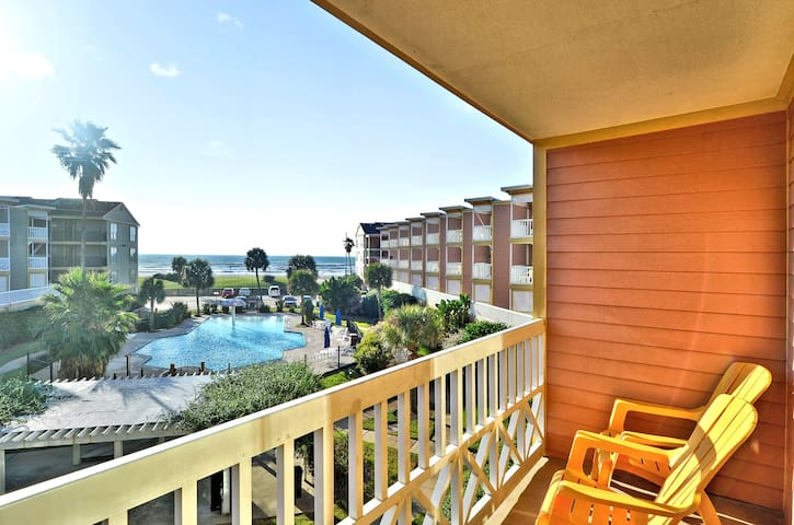 Victorian 5204 - Walking on Sunshine - Galveston - Condominium